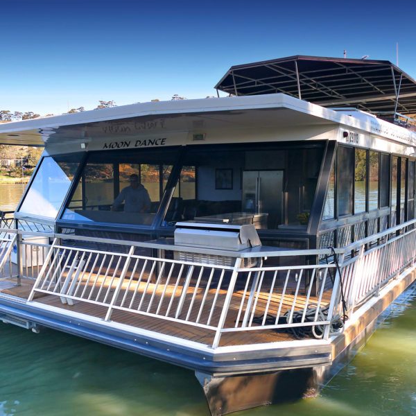 Moondance Houseboat